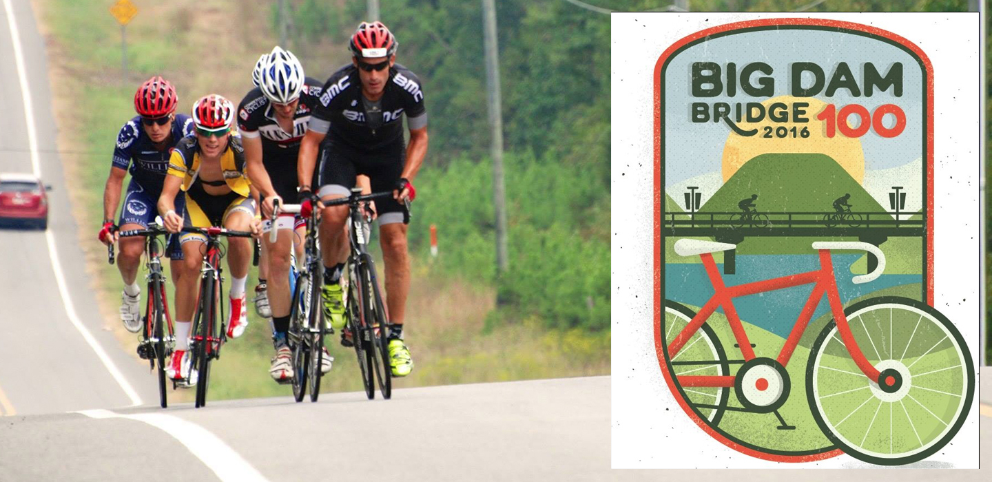 2016 BIG DAM BRIDGE 100